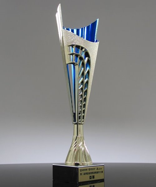 Picture of Grande Blue Trophy Cups