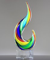 Picture of Spectrum Art Crystal Award