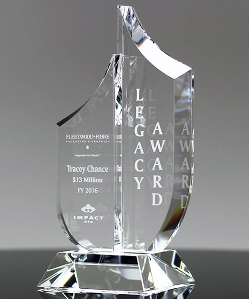 Picture of Crystal Paragon Award