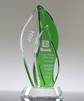 Picture of Phantasia Green Crystal Award