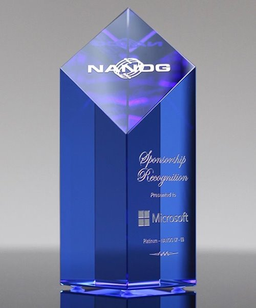 Picture of Blue Prism Pillar
