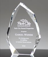 Picture of Crystal Legacy Award