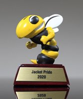 Picture of Hornet Mascot Trophy