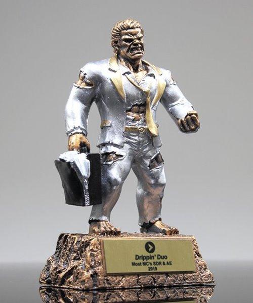 Picture of Monster Salesman Trophy