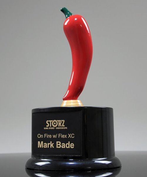 Picture of Red Pepper Trophy