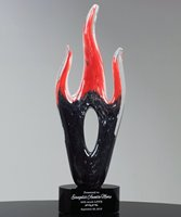 Picture of Vision Art Glass Award