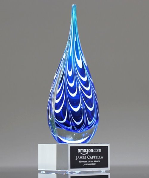 Picture of Synergy Art Glass Award