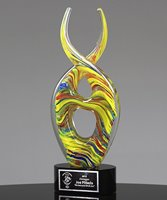 Picture of Inspiration Art Glass Award