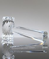 Picture of Crystal Gavel Trophy