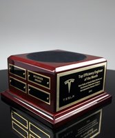 Picture of Rosewood Perpetual Award Base