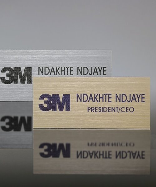 Picture of Laser Engraved Name Badge