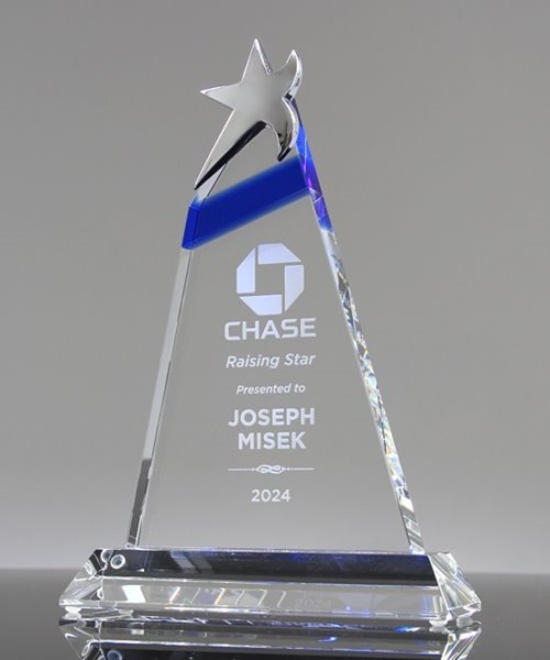 Picture of Highlight Star Crystal Award