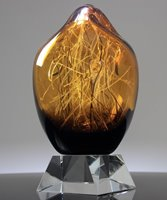 Picture of Seraphic Orb Art Crystal Award