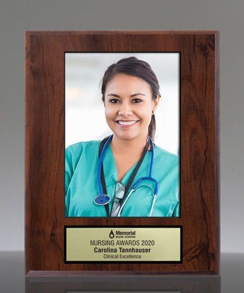 Picture of Nursing Award Photo Plaque