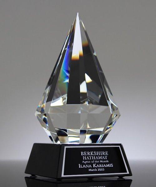 Picture of Diamond Jewel Crystal Award