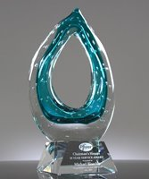 Picture of Sensation Art Glass Award