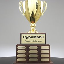 Picture for category Employee of the Month Trophy
