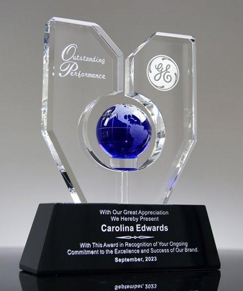 Picture of Engage World Globe Award