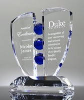 Picture of Academic Excellence Crystal Award