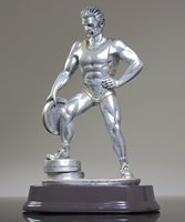 Picture of Weightlifter Bar in Hand Male Trophy