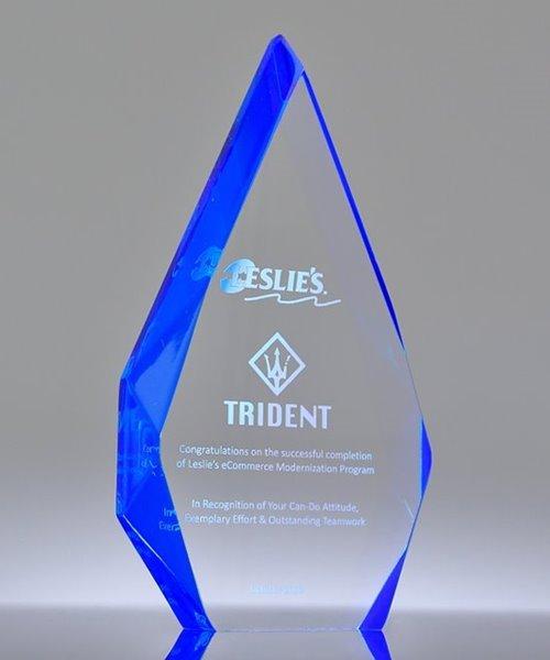 Picture of Blue Edge Diamond Award
