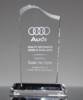 Picture of Crystal Recognition Award
