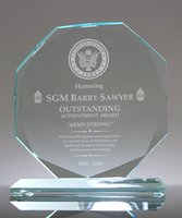 Picture of Army Octagon Award Plaque