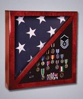 Picture of Memorabilia & Flag Display Case