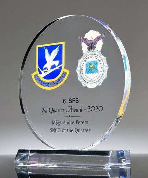 Picture of Custom Military Award - Air Force SNCO