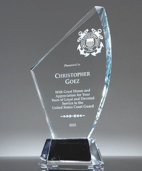 Picture of Military Appreciation Trophy