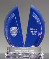 Picture of Police Officer of the Year Award