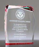 Picture of Cardinal Gem Acrylic Award