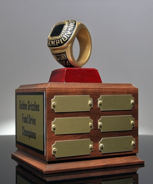 Picture of Annual Championship Ring Trophy