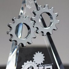 Picture for category Gear Shaped Awards