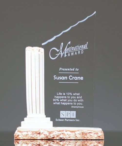 Picture of Greek Column Stone Award