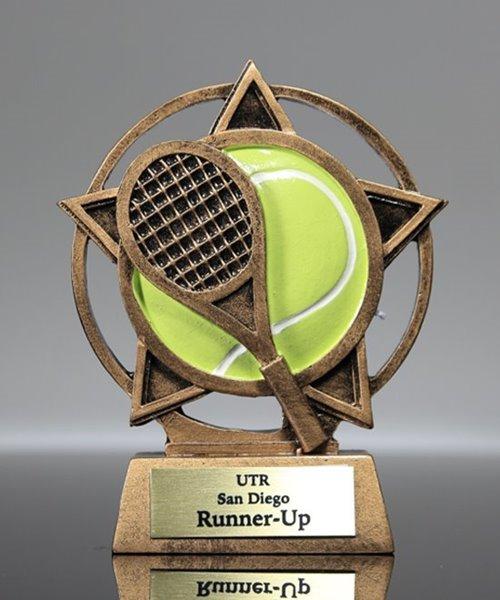 Picture of Orbit Tennis Trophy