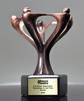 Picture of Circle Teamwork Award