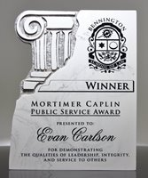 Picture of Memorial Stone Award Plaque