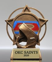 Picture of Orbit Wrestling Trophy