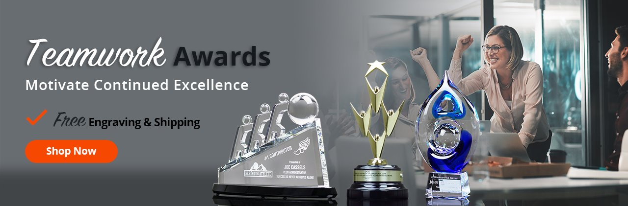 Employee Teamwork Awards