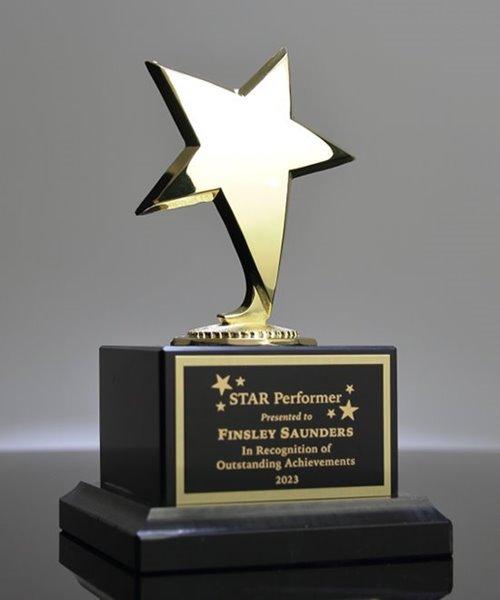 Picture of Modern Star Achievement Trophy