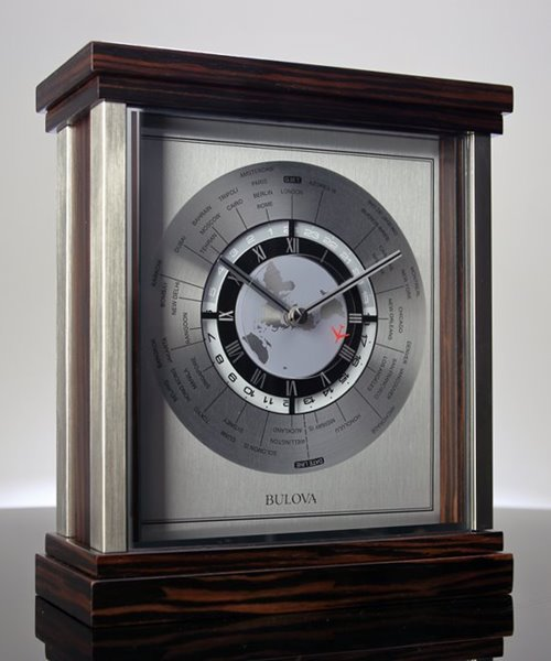 Picture of Bulova Service World Clock