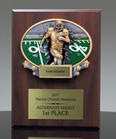 Picture of Xplosion Football Plaque Award