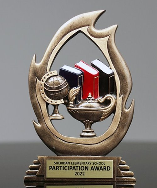 Picture of Flame of Knowledge Award