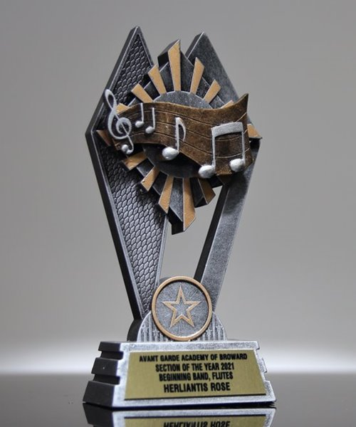 Picture of Sun Ray Music Award