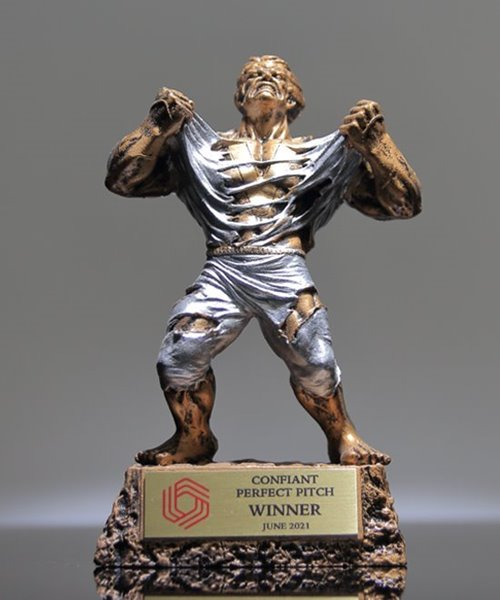 Picture of Superhero Trophy