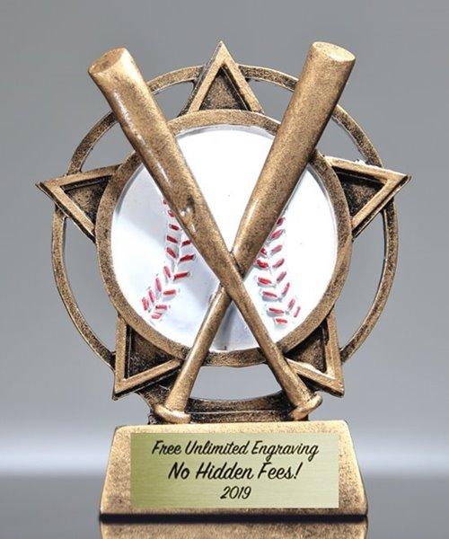 Picture of Orbit Baseball Trophy