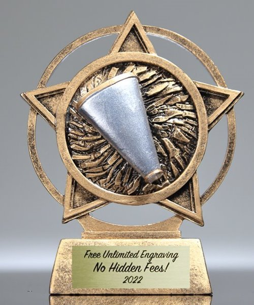 Picture of Orbit Cheer Trophy