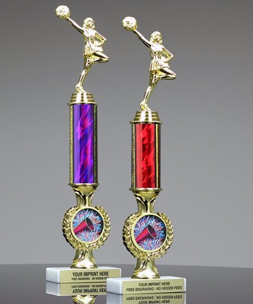 Picture of Activity Riser Cheer Trophy