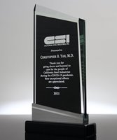 Picture of Zenith Glass Award